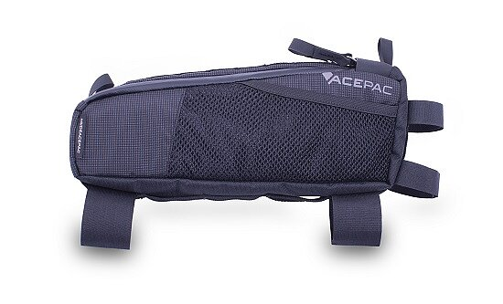 Acepac FUEL BAG Rahmentasche black L