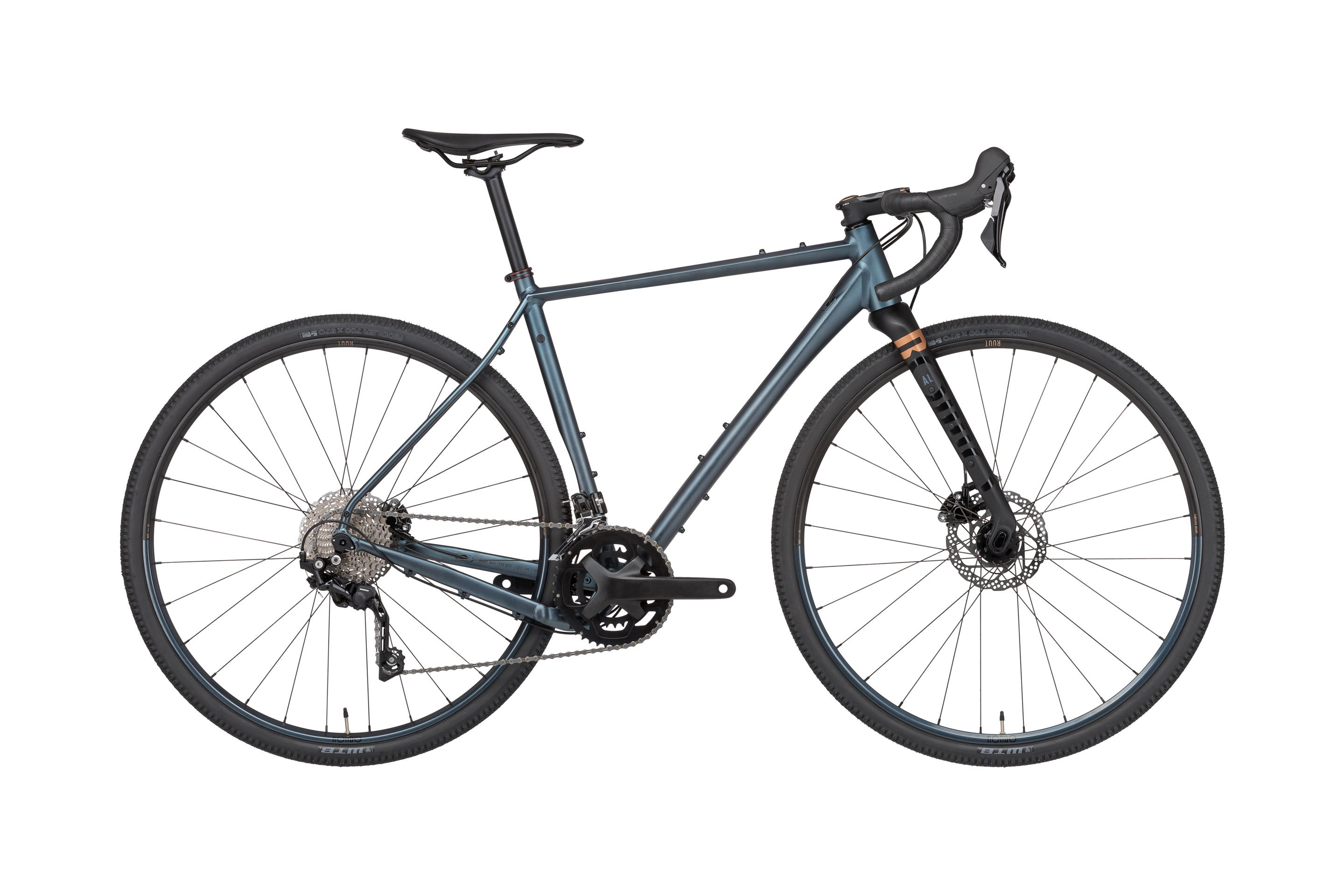 Rondo Ruut AL1 - 2X Gravel Plus Bike