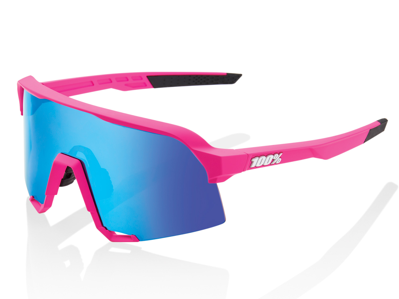 100% S3 - Hiper Mirror Lense - pink