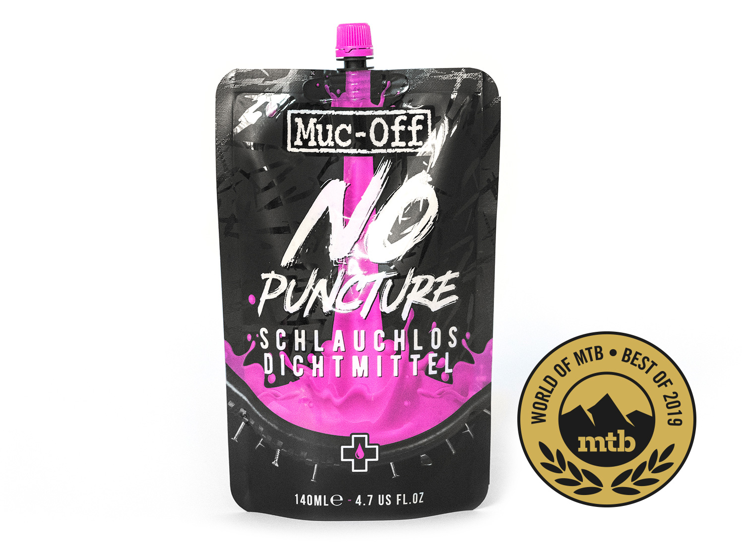 Muc-Off Tubeless Dichtmittel 140ml