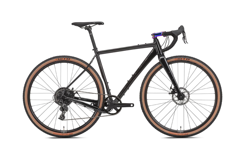NS Bikes Rag +2 Gravelbike black